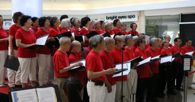 SPLC People Link Choir